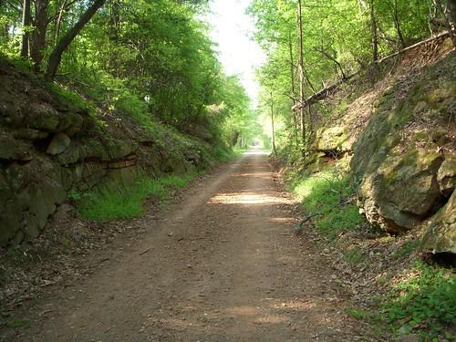 Swamp Rabbit trail below Travelers Rest | by RandomConnections