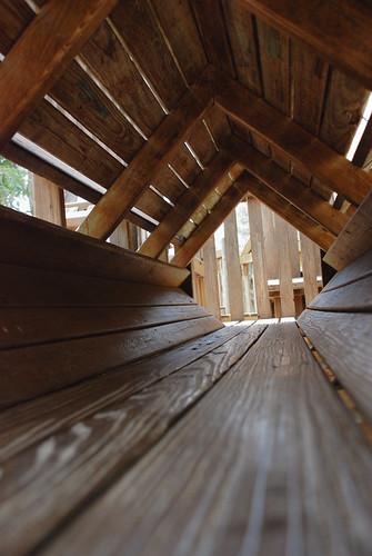 park wood playground photoshop nikon florida tunnel brooksville d80