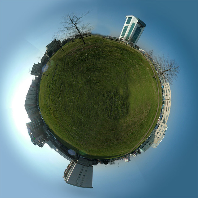[wee planets] Bird Eye test 2