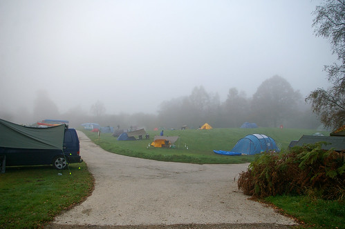 Vic's Meadow, Low Wray campsite
