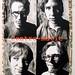 Art- Curtain Club Band portraits