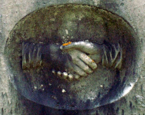 Handshake   by Svadilfari