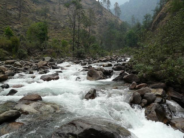 Madhmaheshwar Ganga