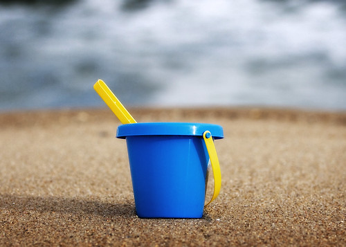 Empty Bucket at Punta Del Este | by longhorndave