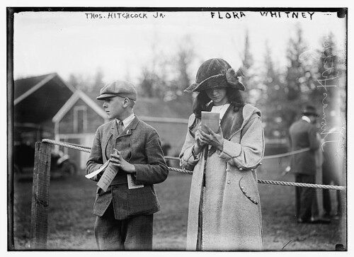 Thos. Hitchcock Jr., Flora Whitney  (LOC) | by The Library of Congress