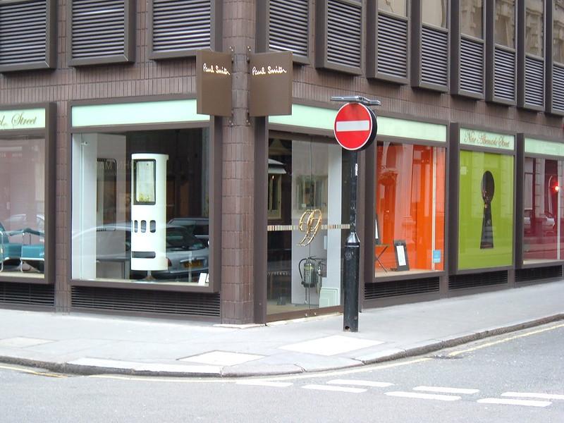Paul Smith, Albemarle Street, London