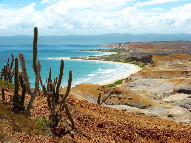 playa el coco, venezuela