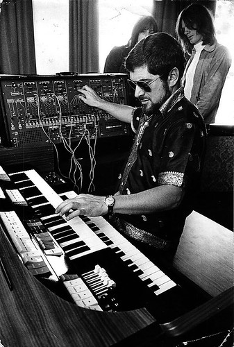 Alan Haven and an Arp2600 | by ☆eight☆