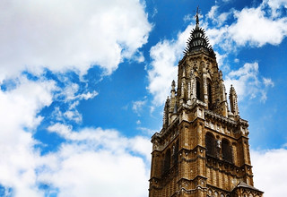 Tower, Cathedral of Toledo | by trioptikmal