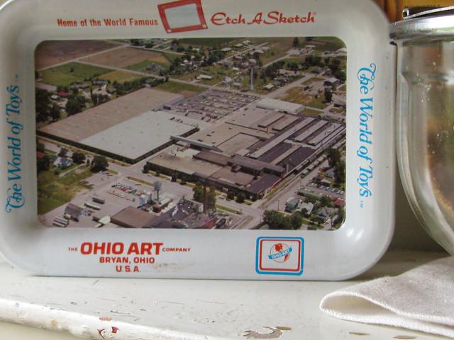Etch a Sketch Factory