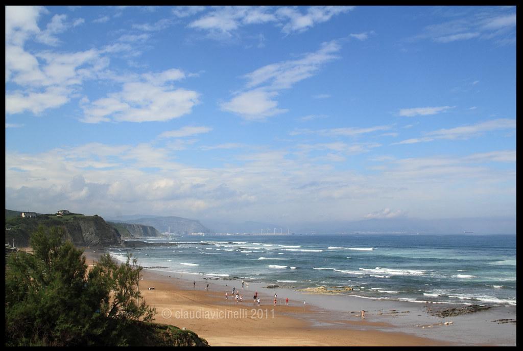 Playa de Arretara