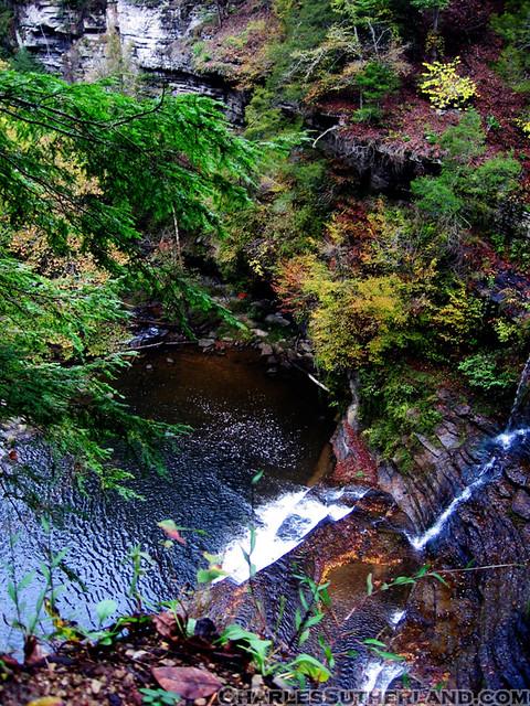 Cummins Falls, Blackburn Fork, Jackson County, Tennessee 5
