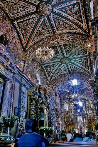Interior barroco