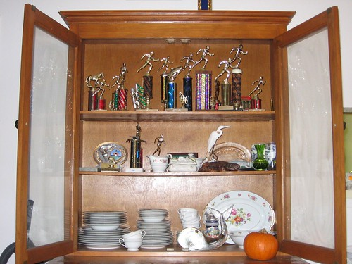 Contents of the china cabinet | by Mellicious