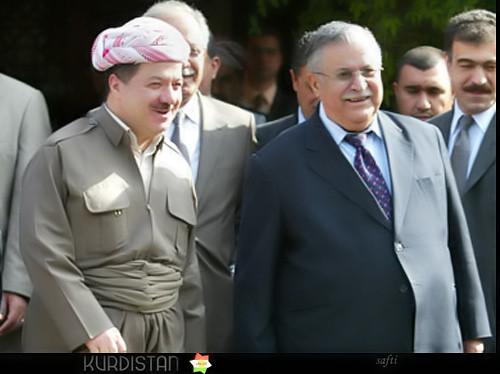 Barzani - Talabani