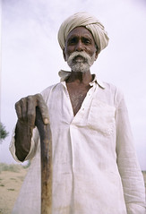 Portrait man. India | by World Bank Photo Collection