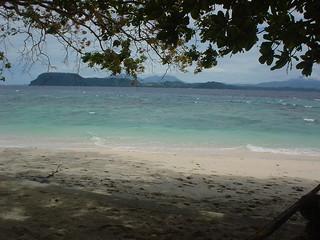 paradise beach Manado Indonesia