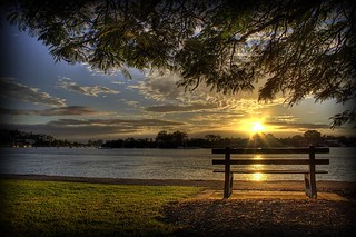 The Bench | by Christolakis