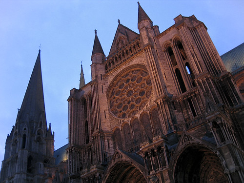 Chartres Cathedral   by DaseinDesign