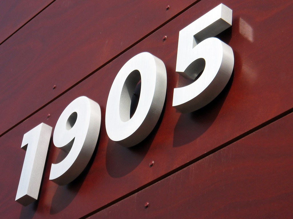 Address Numbers & Letters - House Number Signs | Impact Signs