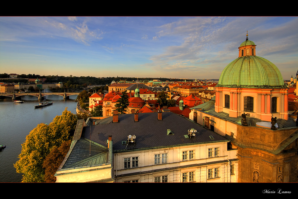 Greetings from Prague - HDR by Mariolumix