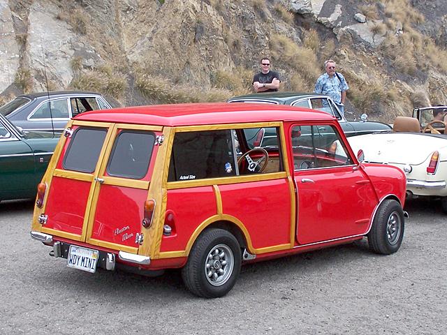 Woody Mini