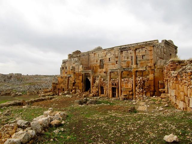 Sarjilla... a dead city