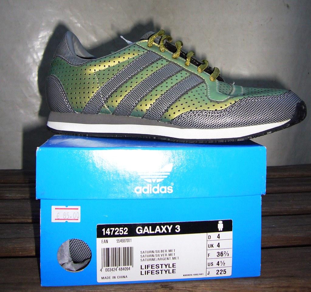 All sizes | adidas galaxy 3 green 2