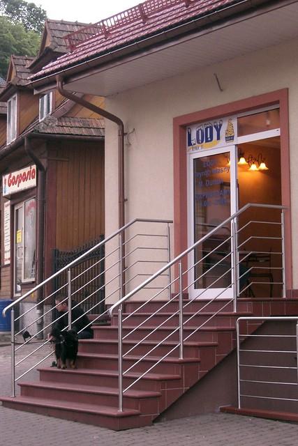 Lodziarnia / Ice cream place
