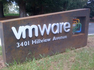 New VMware sign | by ChadScott