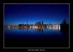Earth Hour 2008 ~ Toronto | by ~EvidencE~