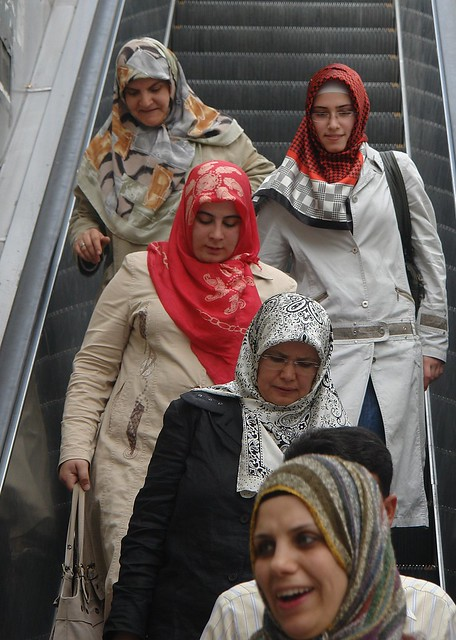 On the streets of Damascus