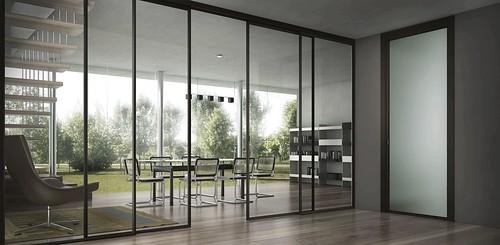 Minőségi és esztétikus üvegfalat szeretne irodájába?