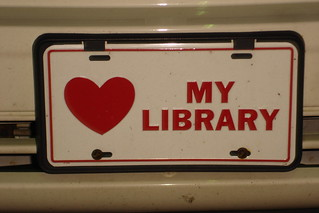 Heart my library | by Wordshore