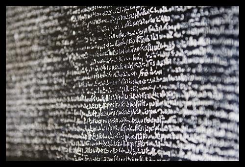 Rosetta Stone by Nrbelex