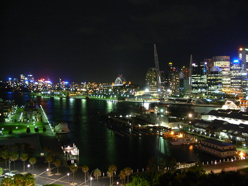Sydney Lights from Star City Casino | by Flying Cloud