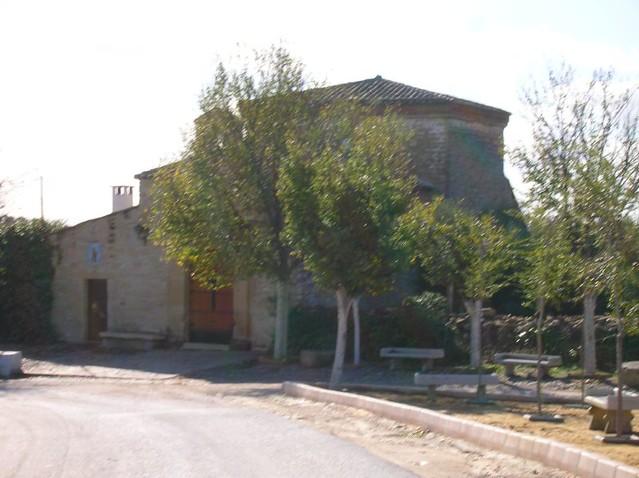 Ermita de San Marcos (Porcuna, Jaén)