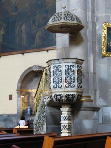 La fuente de San Miguel - Puebla
