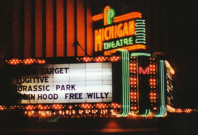 MI, South Haven-Michigan Theater