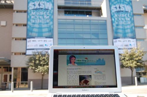 SXSWi 2008 | by John Biehler