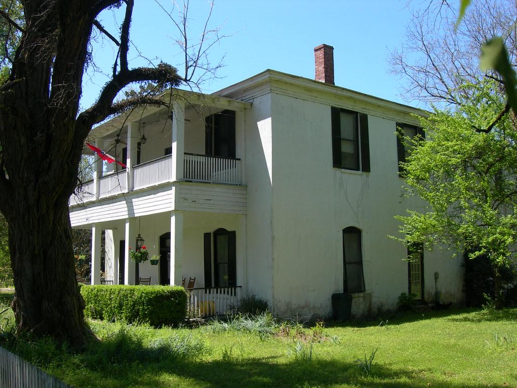 Old) Hempstead County Jail | Washington, Arkansas 1872-1939