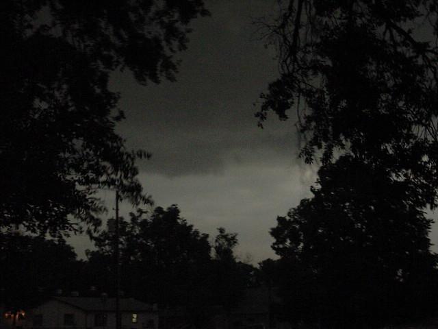 June 19, 2002 - Wow, another Monster June Thunderstorm