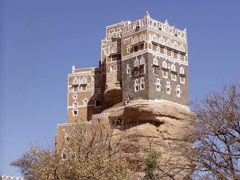 Dar al Hajar (دار الحجر), Wadi Dhahr - وادي ظهر