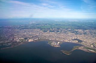 Richmond From Sky West | by Jeremy Brooks