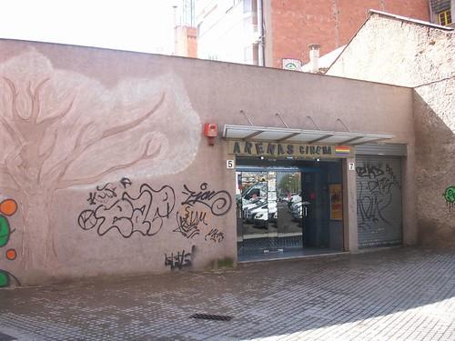 Arenas Cine Gay, Barcelona, Spain | by kencta