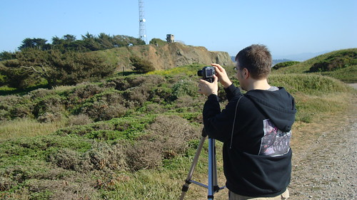 Bryan Goebel with Camera - 1