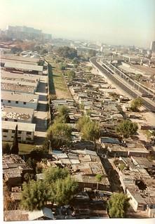 Villa 31 año 1995 Buenos aires