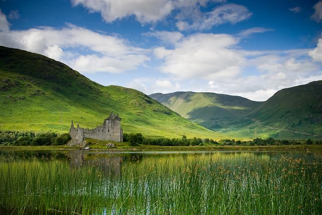 Scotland - Kilchurn Castle