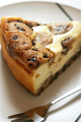 cookie dough cheesecake (1)   by southeast star