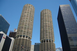 Marina City Towers | by celikins